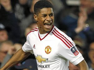 In-form Rashford unlikely to start in derby