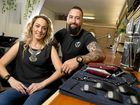 Gladstone have voted Michelle Eaton and Matthew Peterson's home business the best Barber shop in town.