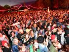 FESTIVE SPIRIT: Crowds enjoying the music at the Maroochy Music and Visual Arts Festival 2015.