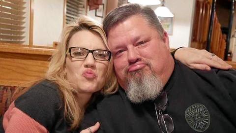Jeni and Tim Buchanan.