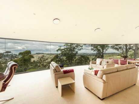 A dream home on the Toowoomba escarpment.