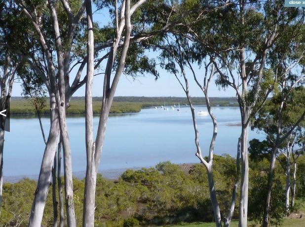 Kangaroo Island near Fraser Island is up for sale.