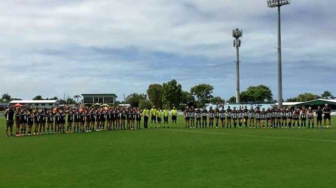 Mackay Magpies defeated North Mackay Saints to win their third flag in three years.