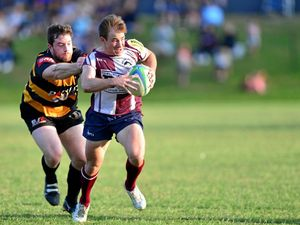 Key Dolphins leave their marks on Coast rugby union final