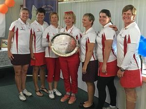 Golfers break 20-year drought in Kingaroy