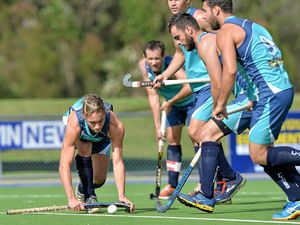 Day stars in hockey final instead of state cricket scene