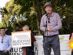 Buderim Men's Shed-Fundraising Campaign.
