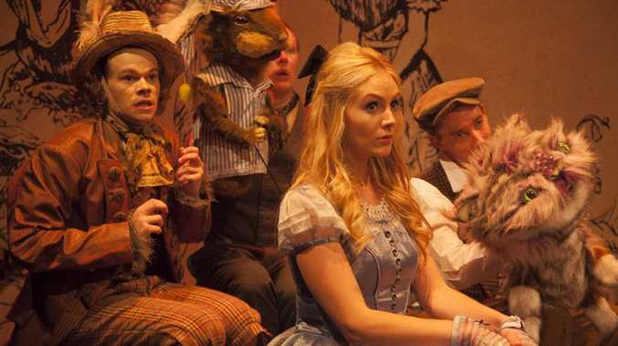 MAGICAL JOURNEY: Alice in Wonderland is coming to the Empire Theatre.