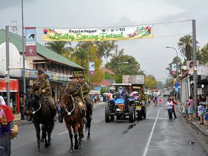 Laidley displays best of spring at festival