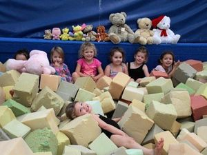 School holiday fun at Mackay Gymnastics
