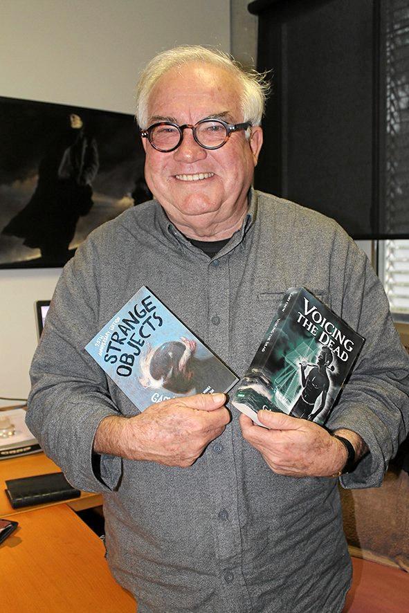 BIG BOOK CLUB GUEST: Award-winning author Gary Crew.