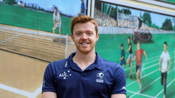 Toowoomba athlete Sam Carter will represent Australia at the Rio Paralympic Games.