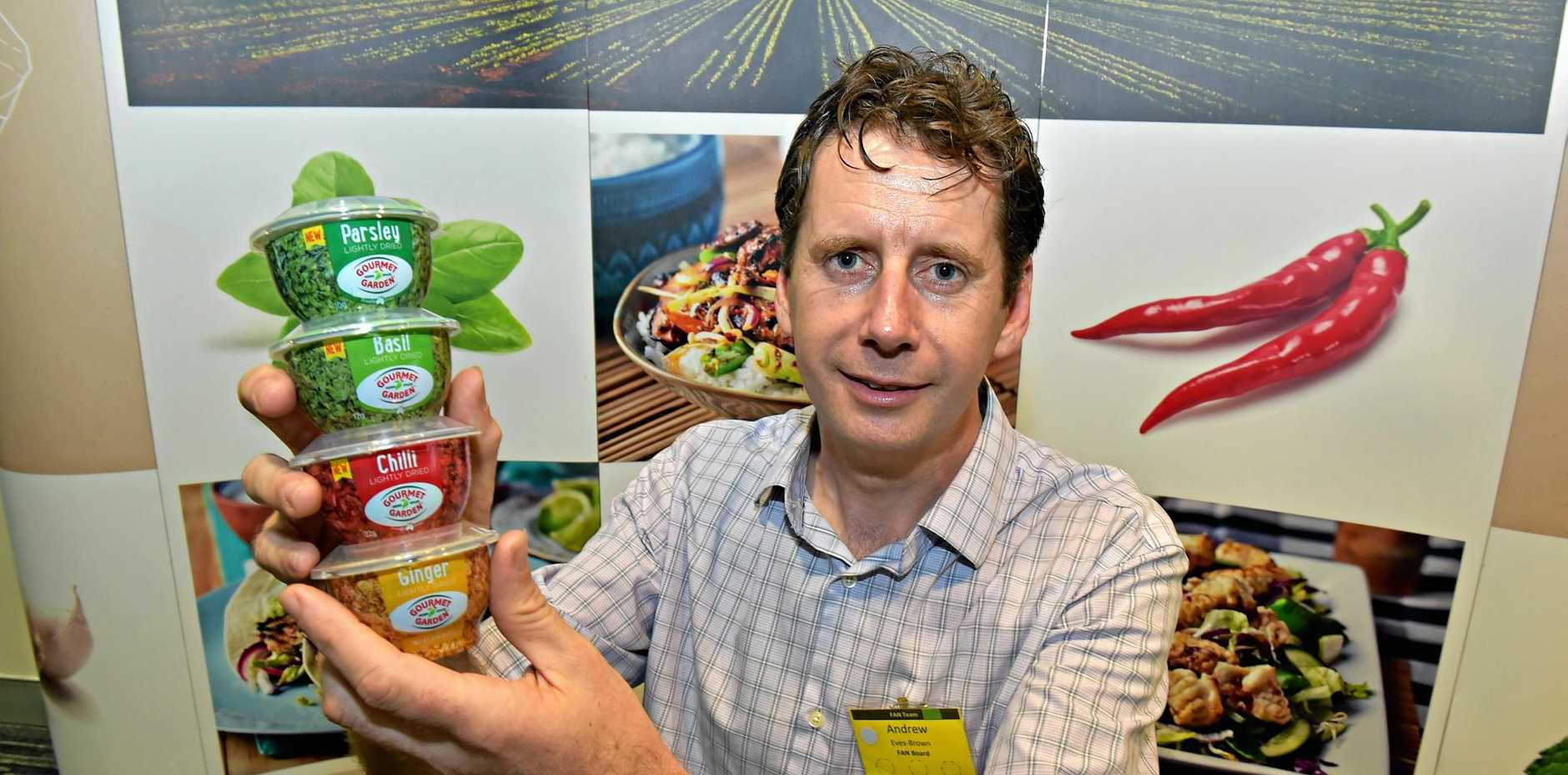 Gourmet Garden chief operating officer and FAN chairman Andrew Eves-Brown says the decision to be made on a Yandina development proposal has huge ramifications for the region.