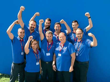 OPEN BOOK: Gladstone now has its first Officeworks with 22 staff members.