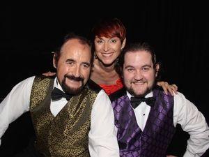 Introducing Broadway to Pavarotti show