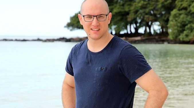 Australian Survivor contestant Andrew Torrens.