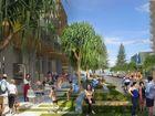VISION: Concept view along Otranto Ave.