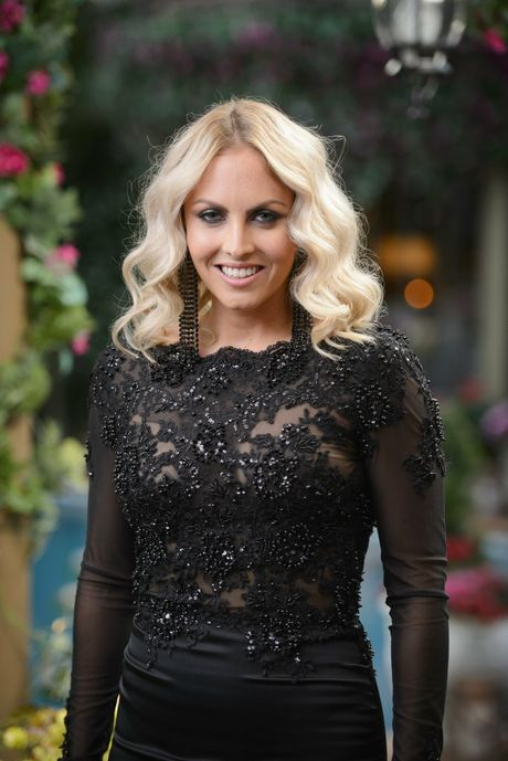 The Bachelor Top 3 finalist Nikki Gogan.