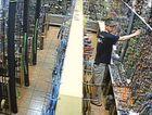CAUGHT: Cameras capture man pocketing a $21 fishing lure.