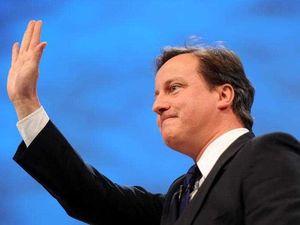 David Cameron ends his political career as an MP