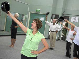 Noosa dance instructor's 'happy pill' for elderly