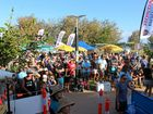 ANGLERS PARADISE: The scene at last year's Bowen Fishing Classic.
