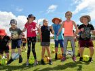 EVERYBODY IN: Is Everybody Here Day at the Sunshine Coast Recreation Centre in Currimundi helps students from Brightwater State School show off their abilities.