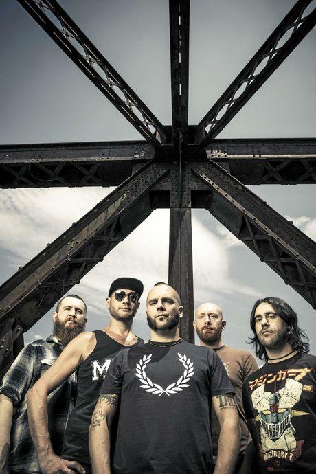 Killswitch Engage will tour next year around Australia. Photo Contributed