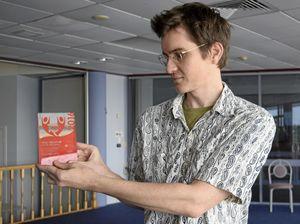 Back to front David is a volunteer award winner