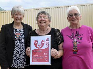 Lower Clarence volunteer group wins major award