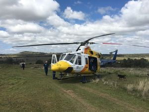Teen suffers head injuries falling from horse