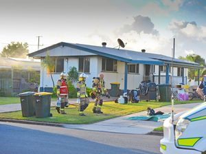 'Hands burning': Police investigate Barney Pt house fire