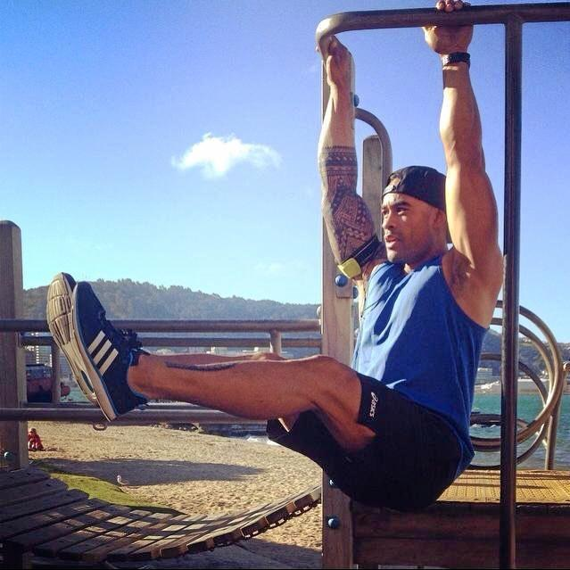 Tony Leti was by far the most favoured personal trainer voted by Gladstone residents.