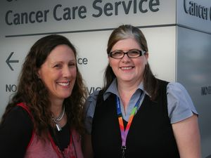Two Wide Bay nurses lead the way in cancer care