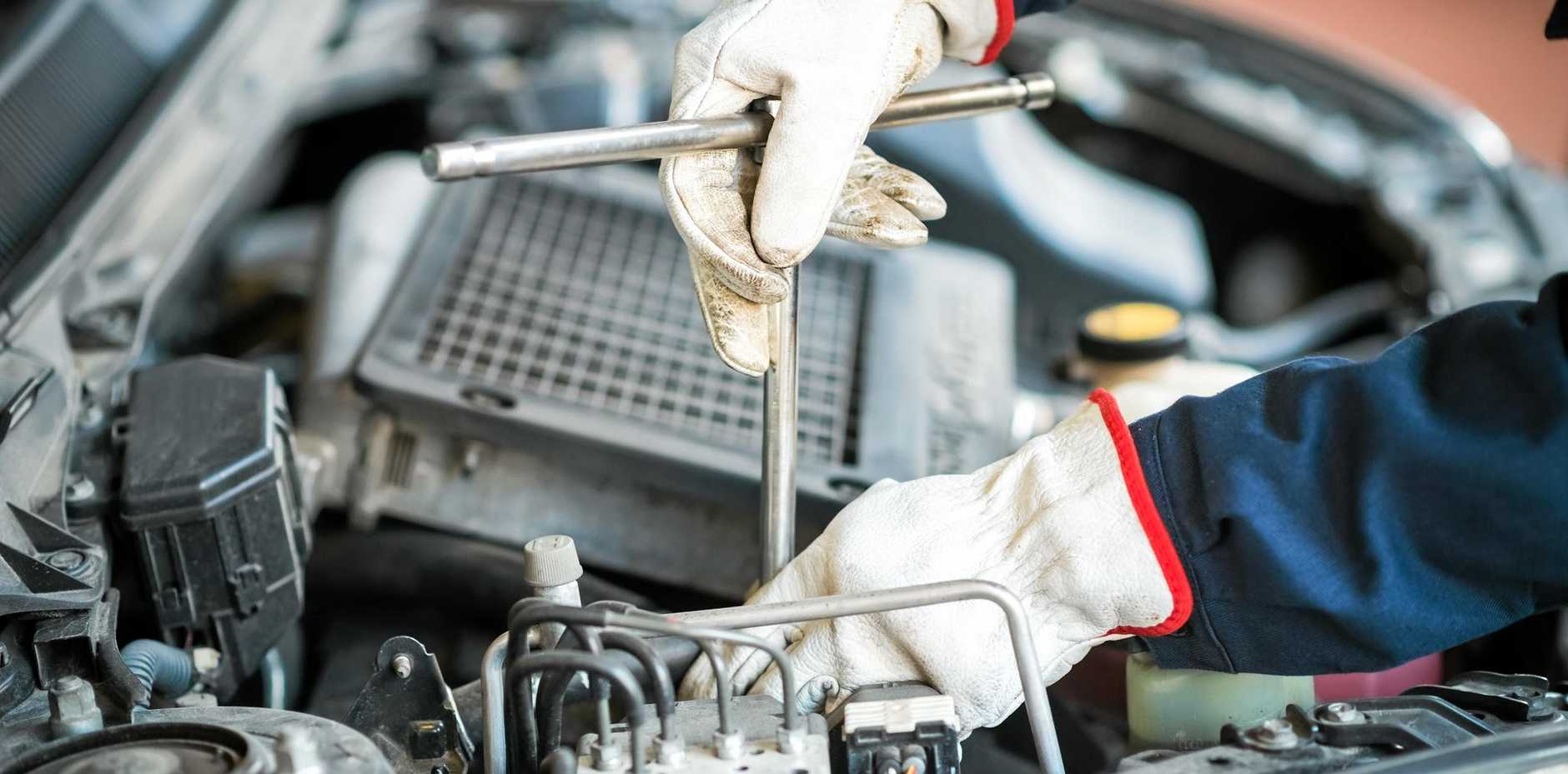 CASH IN: Seniors save at auto service and repair centres across NSW.