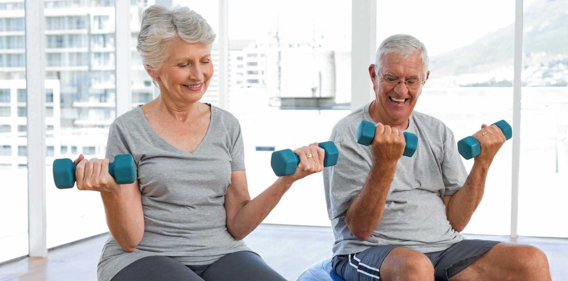 Physical and mental exercise fight the onset of dementia.