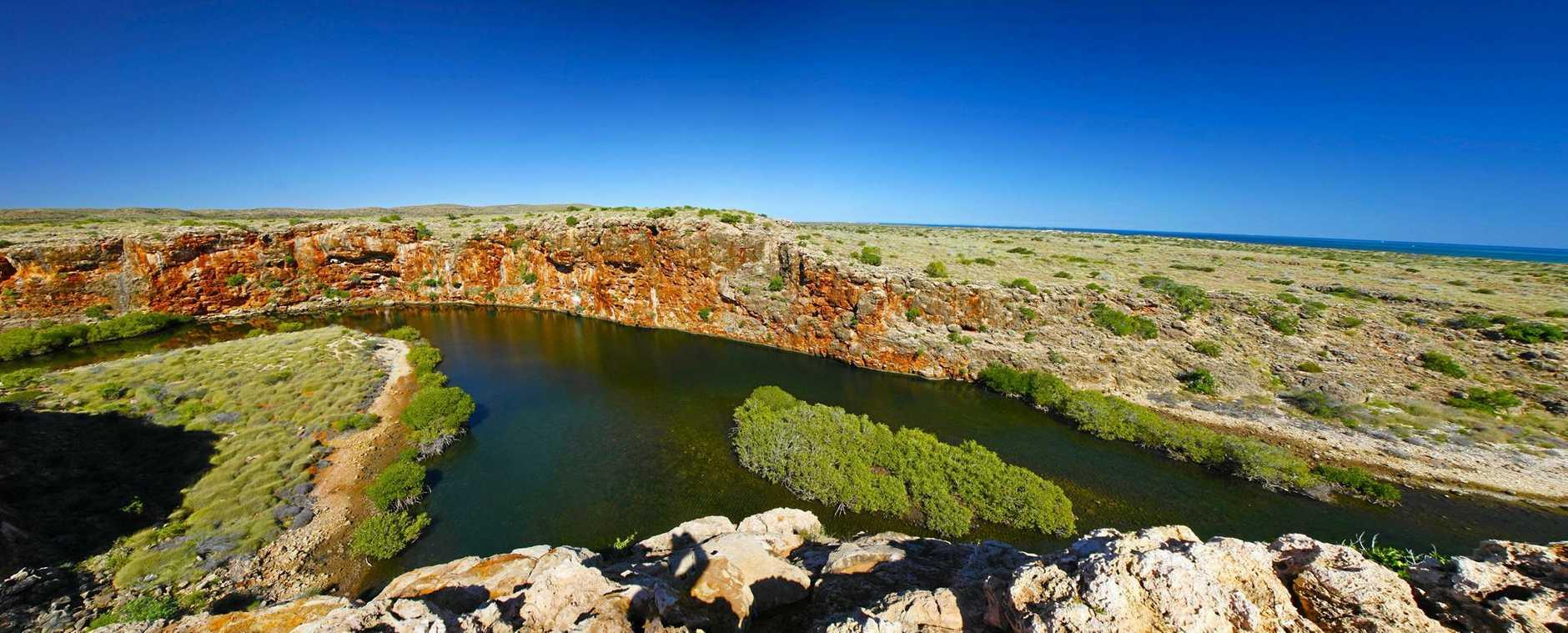 Cape Range National Park. Mandatory credit: Australia's Coral Coast
