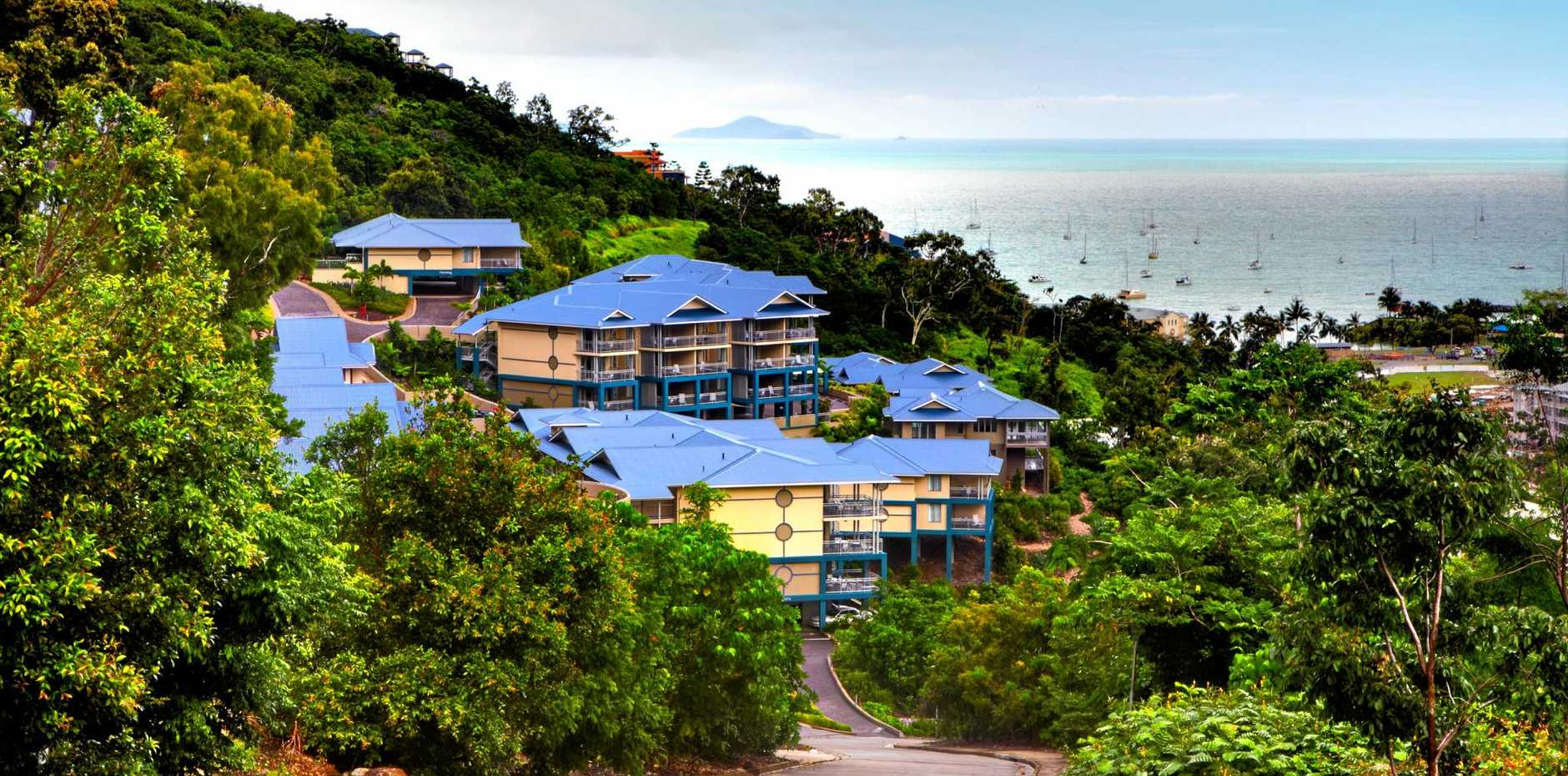 Peppers Airlie Beach.