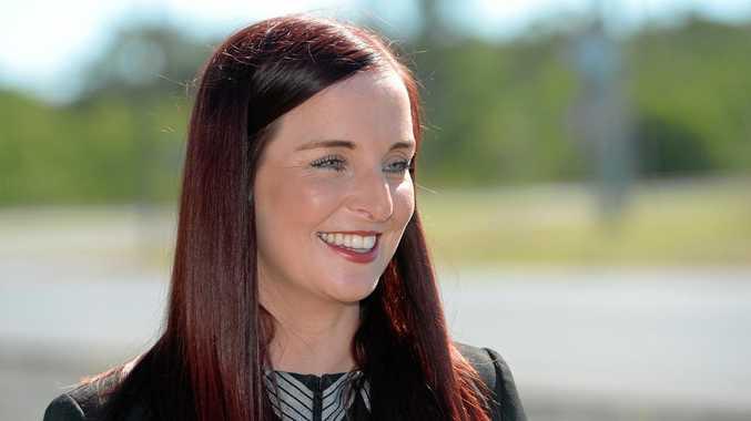 Member for Keppel Brittany Lauga