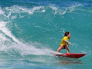 SURFING: Shanahan claims Wahu win at Coffs