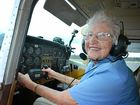 No signs of slowing in Madge's 100th birthday joyride