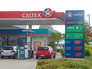 Coast motorists missing out on cheaper petrol