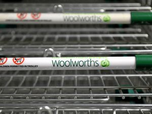 Woman steals $83 worth of groceries at Woolies self-serve