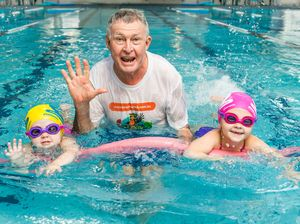Free swimming lessons for Learn to Swim Week