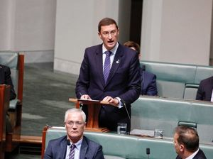 Julian Lesser moves Australia with maiden speech