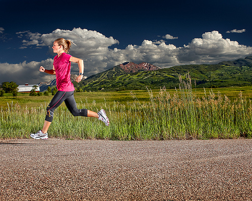 What are your tips for getting in a few extra kilometres each week?