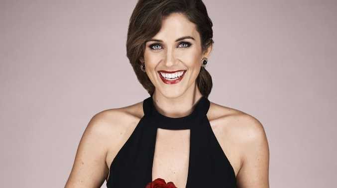 Georgia Love stars in season two of The Bachelorette.