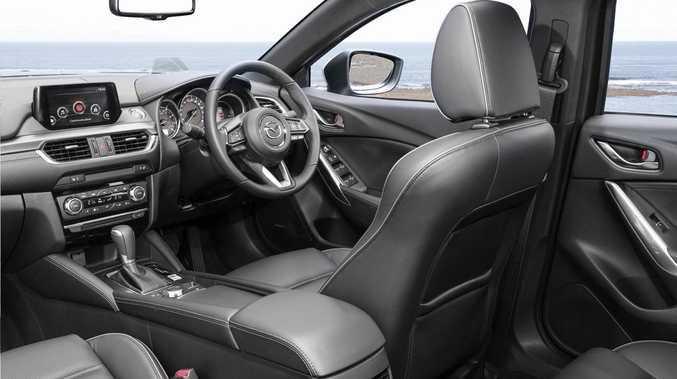 2016 Mazda6 Atenza Sedan.Photo: Contributed