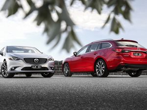 Facelifted 2016 Mazda6 Sedan and Wagon road test and review