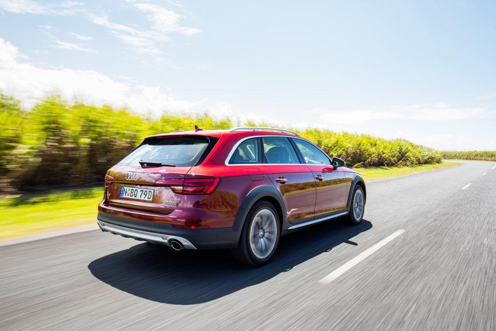 2016 Audi A4 Avant Allroad.Photo: Mark Bramley